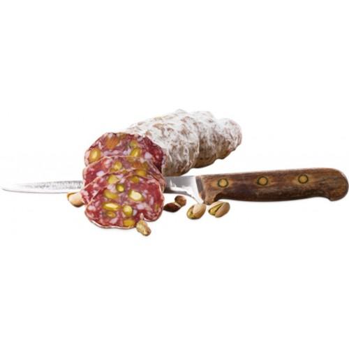 Saucisson aux pistaches