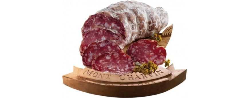 Saucissons de Savoie Mont Charvin
